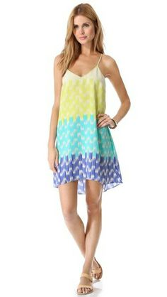 pretty sundress by Charlie Jade Olivia