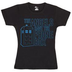 The Angels Have the Phone Box Babydoll