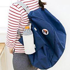 Backpack Bags For Women Ladies Folding Storage Shoulder Bag Multifunctional Finishing Package Casual Backpack mochila feminina