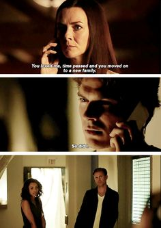 lily, damon, bonnie and alaric