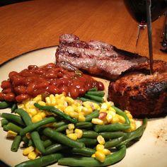 Why decide between pork and beef?