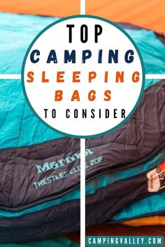 With the best camping sleeping bags you will have a peaceful night and morning full of energy. Do you want to look at top 5 camping sleeping bags that you can use for outdoor sleep under the stars or in the camping tent? Great as I have top models of sleeping bags that are appropriate for summer and winter camping. #campingsleepingbag #sleepingbags #outdoorsleeping #tentsleeping #outdoorsleeptips #sleepingtips #campinggear #cmapingequipment #tentideas Camping Pillows, Camping Cot, Camping Storage, Camping Gear, Camping Trailers, Camping Equipment, Best Sleeping Bag, Sleeping Bags, Winter Camping