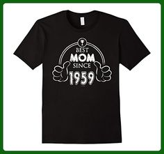 cab3db349 Mens Mother Shirt Best Mom Birthday Shirt 1959 Mother T Shirt XL Black -  Birthday shirts