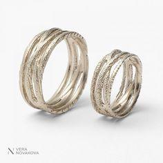Snubní prsteny Ornament - by Věra Nováková