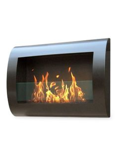 Chelsea Indoor Wall Mount Fireplace by Anywhere Fireplace