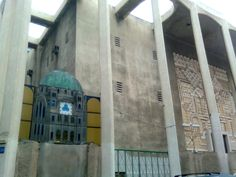 The Great Synagogue in Tel Aviv