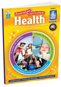 Year 1 Australian Curriculum Health Teacher resource