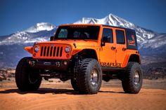 TeraFlex Jeep Crush