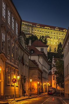 Guiding Lights - Prague