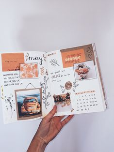 Simple Bullet Journal Ideas To Simplify Your Daily Activities . - Simple Bullet Journal Ideas to simplify your daily activities …, - Bullet Journal Inspo, Bullet Journal Simple, Bullet Journal Notebook, Bullet Journal Aesthetic, Bullet Journal Spread, Bullet Journal Ideas Pages, Bullet Journals, Art Journals, Bullet Journal Travel