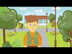 ▶ W kontakcie z naturą - dla dzieci - YouTube