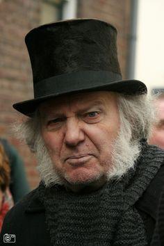 Ebenezer Scrooge | Ebenezer Scrooge tijdens Dickens Festijn in Deventer foto 320690 ...