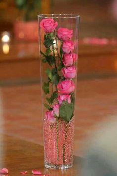 Flower arrangement idea..