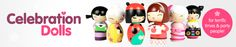 momiji celebration dolls