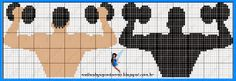 "Delicate Corner: Charts Cross Stitch ""Sports Activities"""