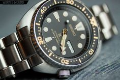 Late last year, we ran an article about Seiko's expected reissue of the 6309-7040–a beloved dive watch the brand produced throughout the 70s and 80s. That article garnered a lot of interest from our readers and online watchdom in general, and for good reason. The 6309 is undeniably a great watch–one of my personal favorites … Continue reading Seiko Prospex SRP777 / 775 Review