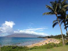 Kihei... Good beach no surf.