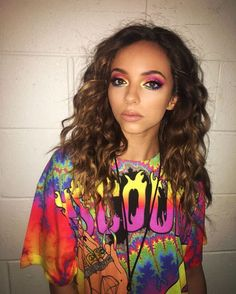 Jade Thirlwall colorful