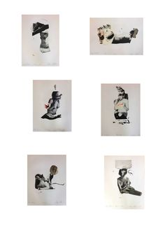 Verebics collage