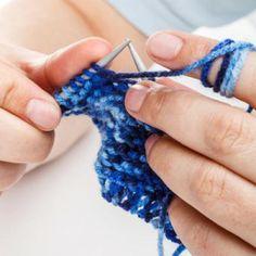 Stricken & Häkeln für Linkshänder
