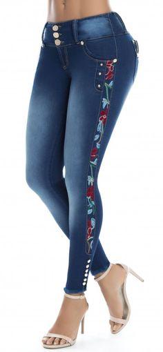 Jeans levanta cola REVEL 56143