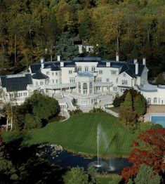 expensive UK country house / Architecture / Home. Mega Mansions, Mansions For Sale, Luxury Mansions, Mansions Homes, Huge Houses, Fancy Houses, Dream Mansion, Expensive Houses, Celebrity Houses