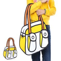 Cartoon Bag !