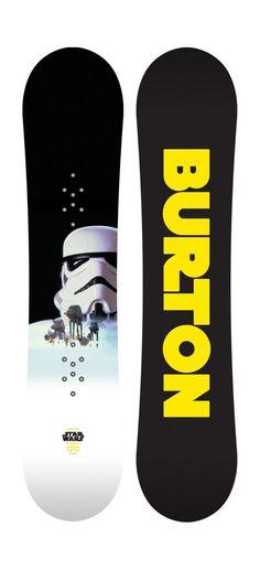 Burton x Star Wars 'Chopper' Snowboard Collection