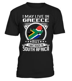I May Live in Greece But I Was Made in South Africa #SouthAfrica