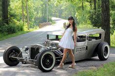 Hot Rod | Brittany brousseau, Hot cars, Denim women