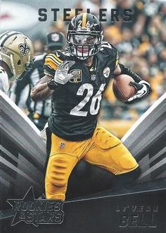 #13 Choose a Size LE'VEON BELL Photo Quality Poster