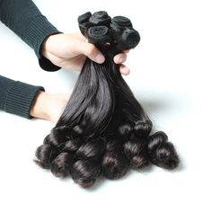 aunty funmi hair weave cheap human hair products 100% natural black human hair extensions