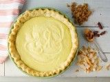 Cooking Channel serves up this Cream Pie recipe from Kelsey Nixon plus many other recipes at CookingChannelTV.com