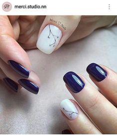 Nails minimalist