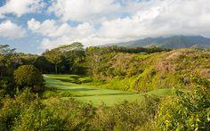Hole #13 - Prince Course at Princeville Golf Club Visit: www.princeville.com