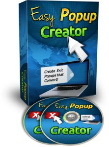 Easy Popup Creator will help you capture more leads and sales fast