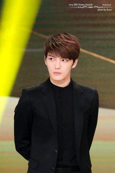 Kim Jaejoong | KBS Drama Awards (141231)