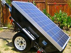 How To Build A Solar Generator At Home For Under $300. Simple Step By Step Instructions. http://www.thegoodsurvivalist.com/how-to-build-a-solar-generator-at-home-for-under-300-simple-step-by-step-instructions/ #TheGoodSurvivalist
