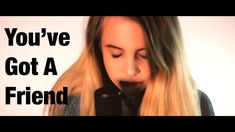 You've Got a Friend - Carole King (Cover) by Charlotte Zone Carole King, Charlotte, Friends, Music, Cover, Youtube, Amigos, Musica, Musik