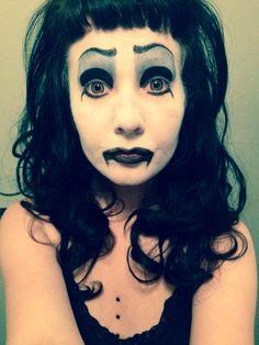 Captain Spaulding inspired clown