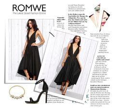 """""""Romwe #10"""" by amina-haskic ❤ liked on Polyvore featuring romwe"""