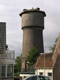 Sliedrecht-watertoren bj 1886