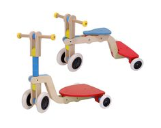 MishiDesign Surf Up converitble wooden toy. Coming soon to the US. Via Ohdeedoh.