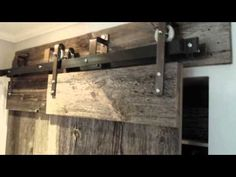 Diy Bypass Barn Door Hardware