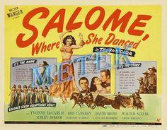 Salome Where She Danced (1945)