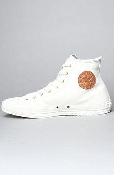 Converse The Chuck Taylor Premium Post Hi Sneaker in White : Karmaloop.com - Global Concrete Culture