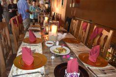 Dinner in Los Cabos