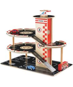 Buy Hape Park and Go Garage at Argos.co.uk - Your Online Shop for Toy cars, vehicles and sets.