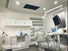 Consultorio Dental interiores diseño by SÓLIDO ARQUITECTURA