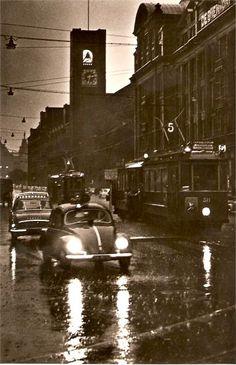 Jeroen Epema: prentbriefkaarten van trams